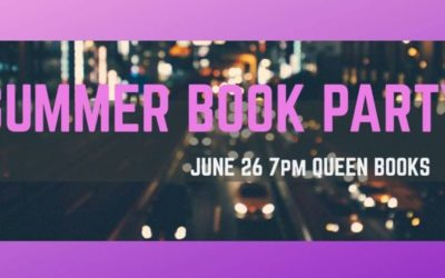 Summer Book Party